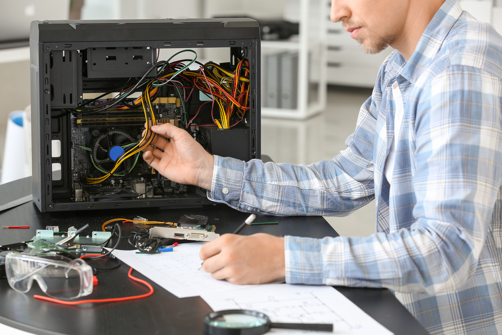 What Are the Basics of Computer Maintenance?