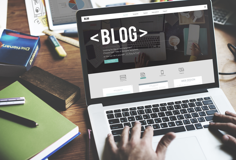 Get started with Blogging